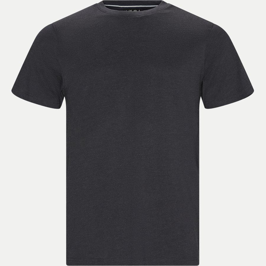 WALTHER ENSFV. - Walther Tee - T-shirts - Regular - KOKS MEL - 1